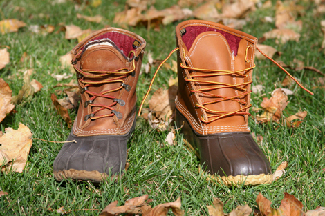 Ll bean duck boots frat - photo#4