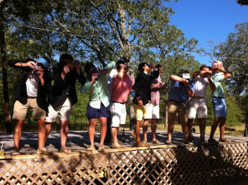 Mid-day Shotguns. TFM.