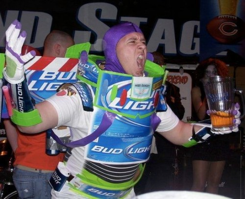 Buzz Lightbeer.