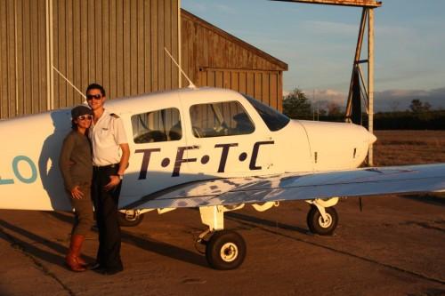TFTC plane. TFM.