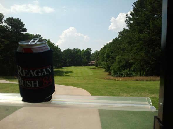 Just your typical Friday afternoon in the South. TFM.