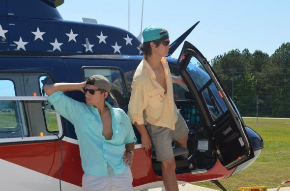 Only flying American. TFM.