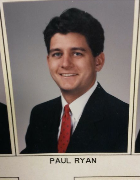 Paul Ryan's fraternity composite. TFM.