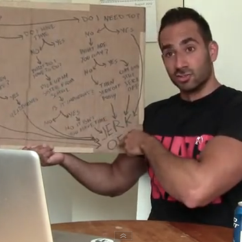 Dom Mazzetti Discusses Porn