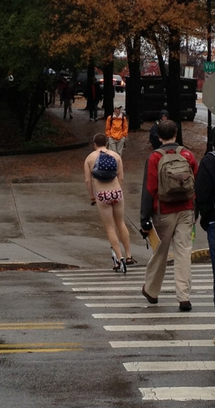 Walk of Shame Pledge. TFM.