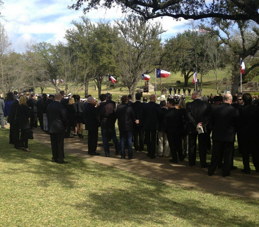 Kyle funeral