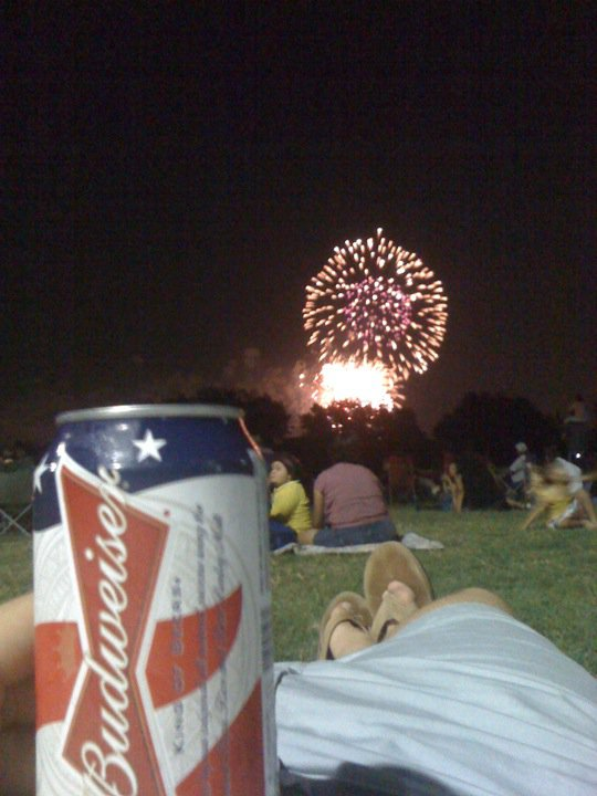 Memories From Summer: The Greatest Fourth Of July Ever