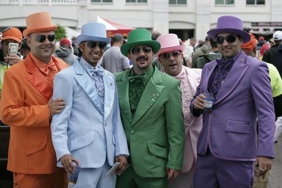 Colorful-men