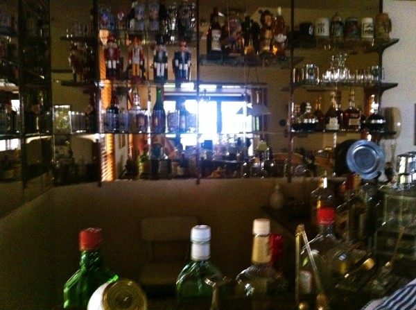 How Not To Mix Liquor When You're Dealing With Multiple Near-Empty Bottles