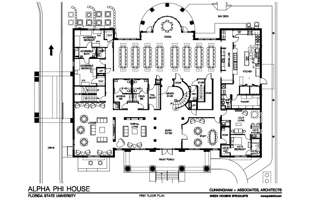 100 Fraternity House Floor Plans Farmhouse House - Fraternity House ...