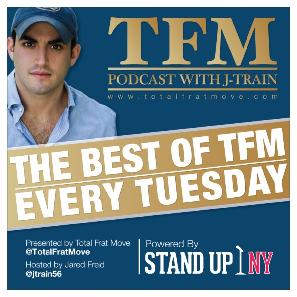 TFM Podcast: Bar Make-Outs