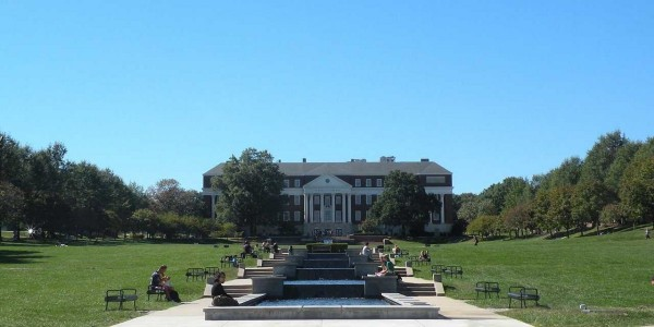 university-maryland-mckeldin-library-mall-campus