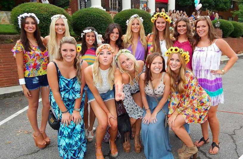 university of arizona hot girls