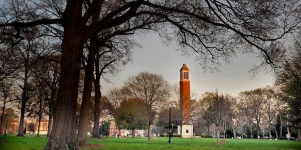 university-alabama-quad-denny-chimes-campus