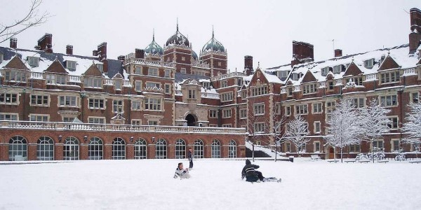 university-pennsylvania-upenn-quad-campus-snow