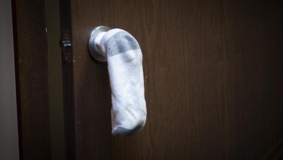 oct_22nd-_sock_on_door
