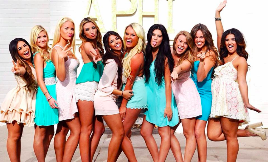 Lauren Forsythe forced out of her Phi Mu sorority over  topless