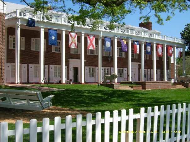 Total Frat Move Best Fraternity House In America Vote
