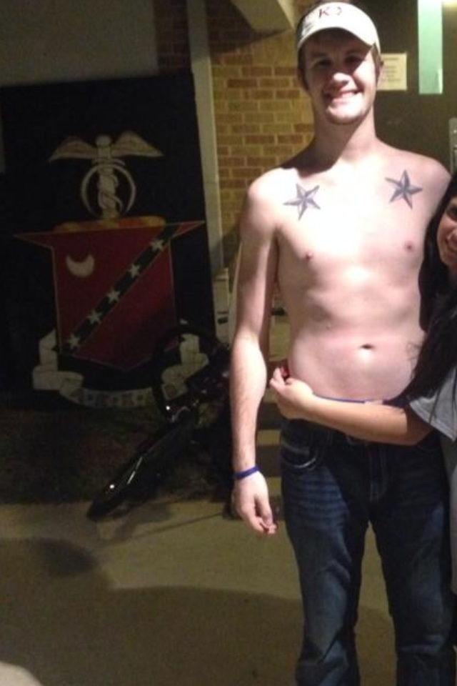 You cant make your dual star tats 15 times the size of your microscopic nipples.