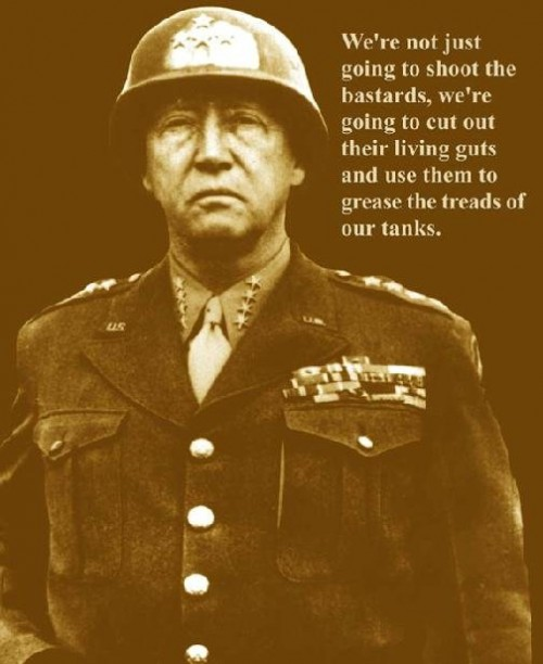 General Patton Quotes: Sterling Cooper's Heroes: General George