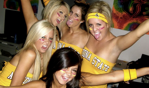 30 Reasons To Hookup With A Freshman