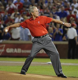 Bush pitch