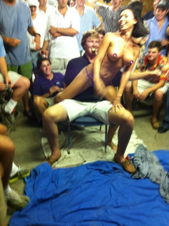 Essential Fraternity Events: Stripper Night