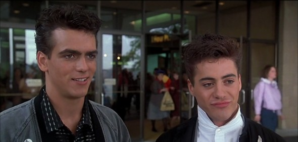 Max-Robert-Rusler-and-Ian-Robert-Downey-Jr.-Weird-Science-Movie-1985