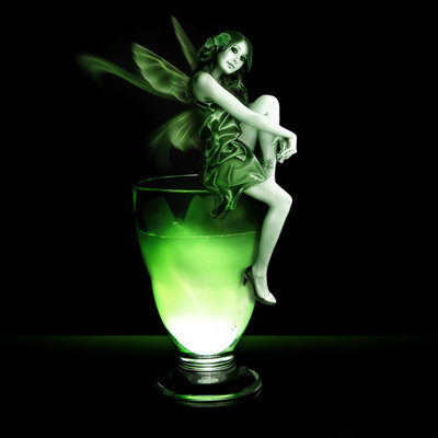 My Dance With The Green Fairy