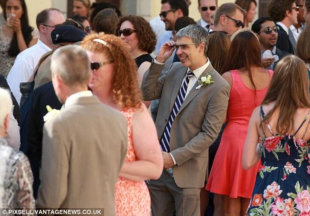 Dillon cheverere wedding