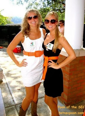 Sexy tennessee girls