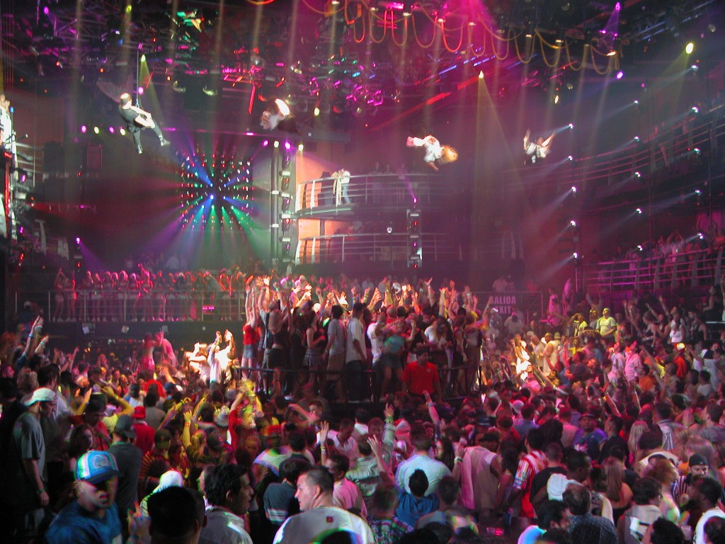 Coco Bongo, one of several places where you'll enjoy AYCD specials.