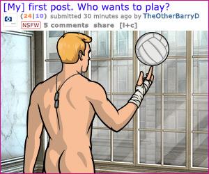 sterling porno archer gay