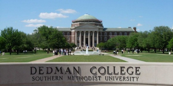 southern-methodist-university-campus-quad-graduate-student