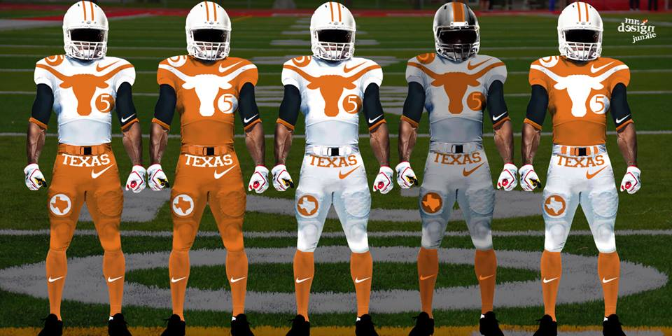 Total Frat Move These Ncaa Football Concept Uniforms Are