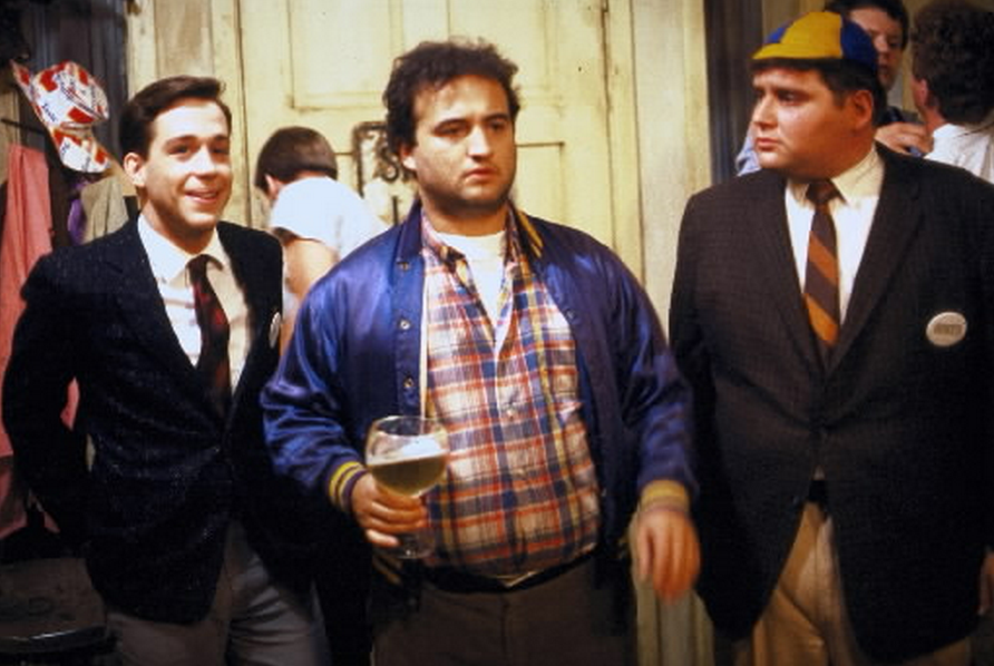 Animal House Party Scene Total Frat Move...