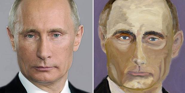 Russian Creep In Charge Vladimir Putin