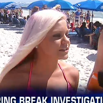 Panama city beach spring break part 2 8