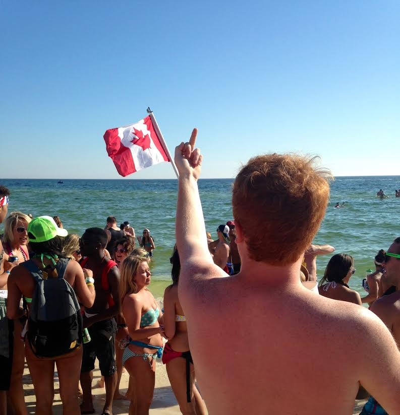 Fuck Canada.