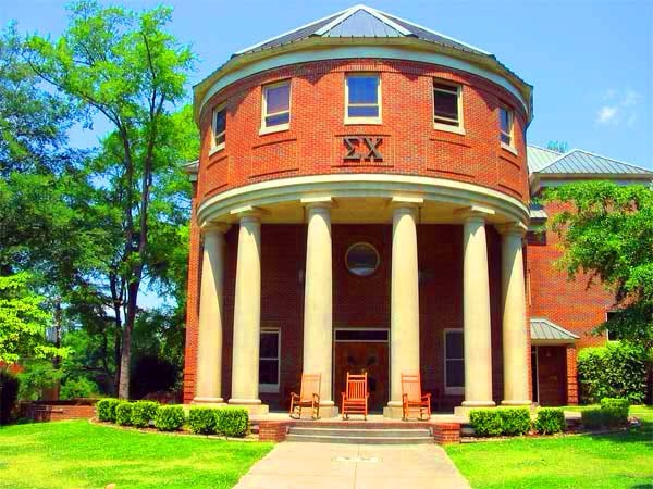 Total frat move 18 of the biggest and best fraternity for Best houses in america
