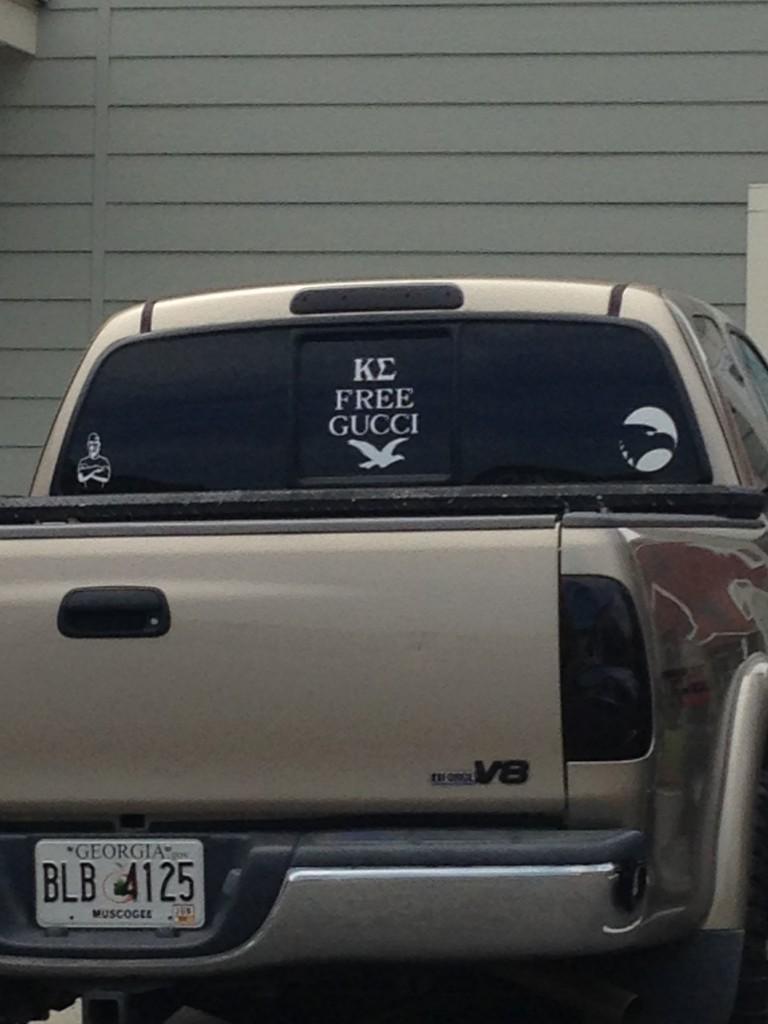 FREE GUCCI!