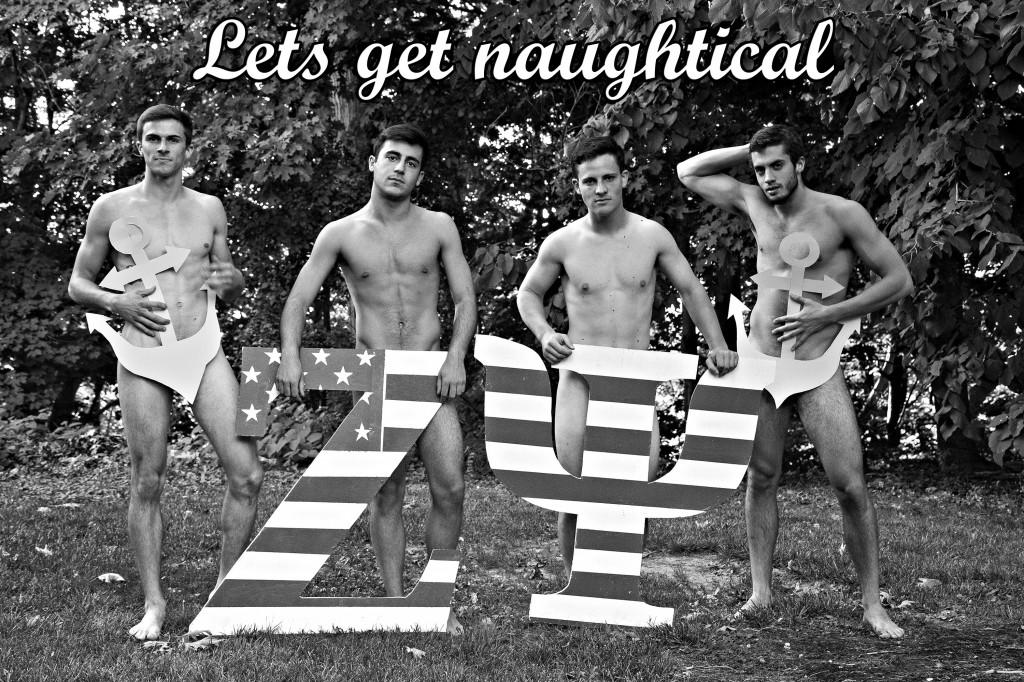 Naughty boys.
